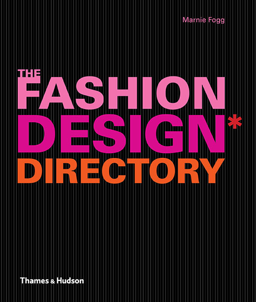 Fashion Design Directory Cover Studio Nk