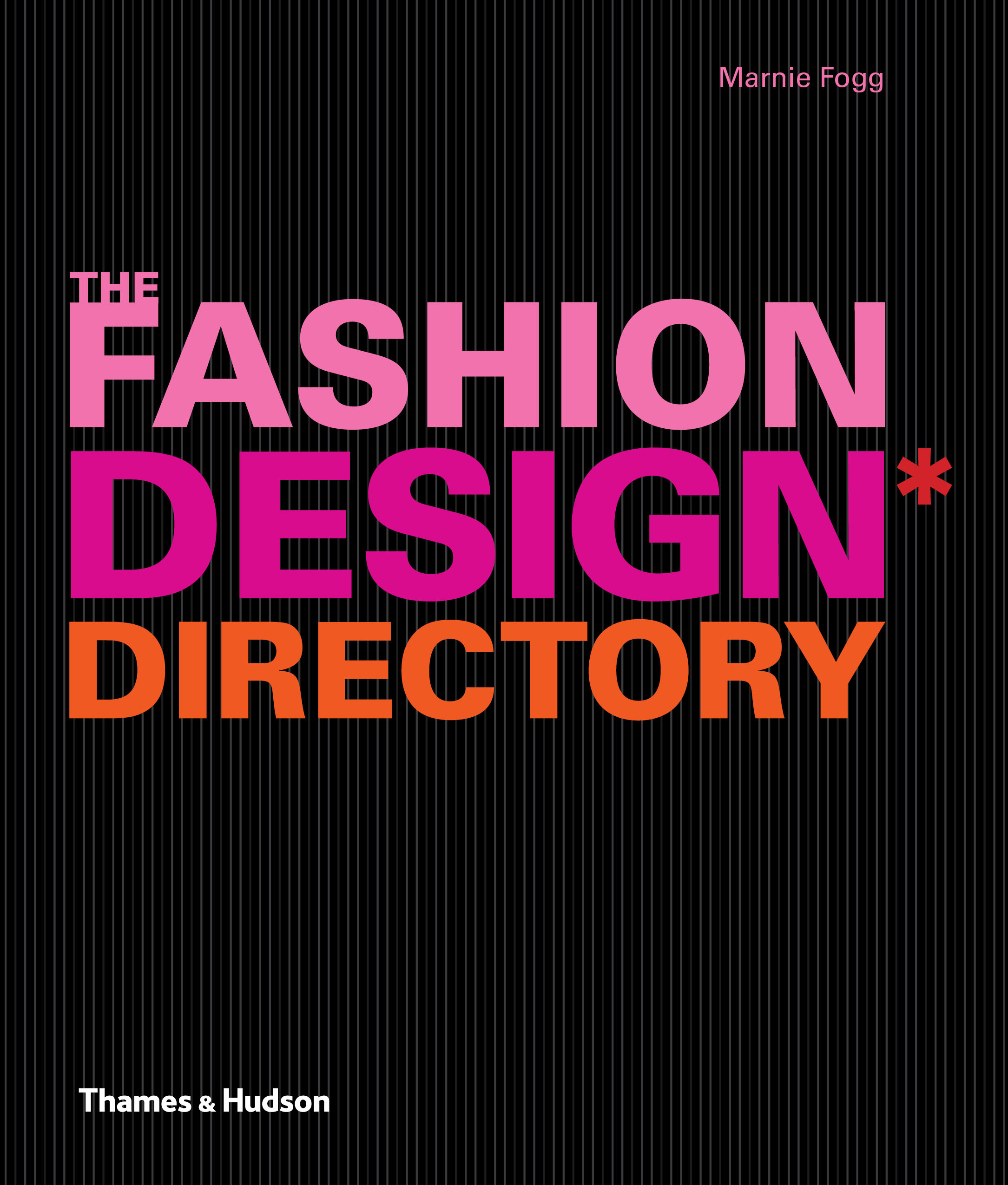 Fashion Design Directory Cover 2